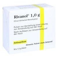 Dermapharm Rivanol 1,0g Pulver (50 Stk.)