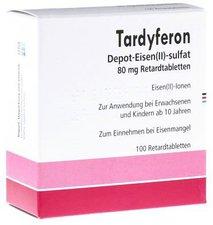 Eurim Tardyferon Dragees (100 Stk.)