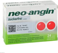 Pharma Gerke Neo-Angin Zuckerfrei Halstabletten (48 Stk.)