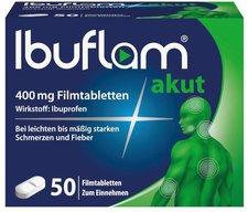 Winthrop Ibuflam akut 400 mg Filmtabletten (50 Stk.)