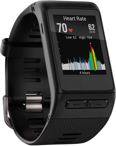 Schwarz günstig kaufen GPS & Sportuhren Garmin Vivoactive HR XL Sportuhr
