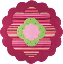 Esprit Home Flower Shape rund 100cm