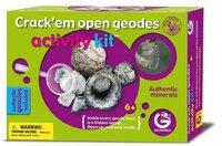 Geoworld Crack'em open Geodes Activity Kit