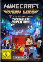Minecraft: Story Mode - A Telltale Games Series - The Complete Adventure (PC)