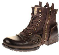 Replay Clutch Boot dark brown