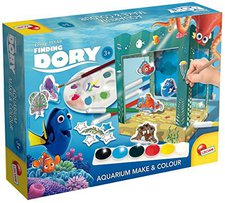 Lisciani Finding Dory - Aquarium make & colour