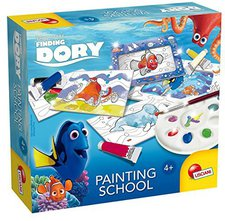 Lisciani Finding Dory - Painting School