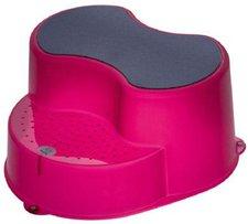 Rotho-Babydesign TOP Kinderschemel translucent pink