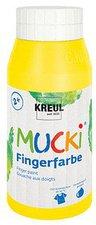 C. Kreul Mucki Fingerfarbe 750 ml gelb