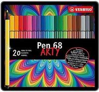 Stabilo Pen 68 20er Metalletui Original