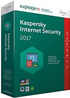 Kaspersky Internet Security 2017 (3 Geräte) (1 Jahr) (DE) (ESD)