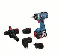 Bosch GSR 18 V-EC FC2 Professional mit 2 x 5,0 Ah in L-Boxx (0 601 9E1 104)