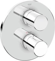Grohe Grohtherm 3000 Cosmopolitan Thermostat-Wannenbatterie (19465000)