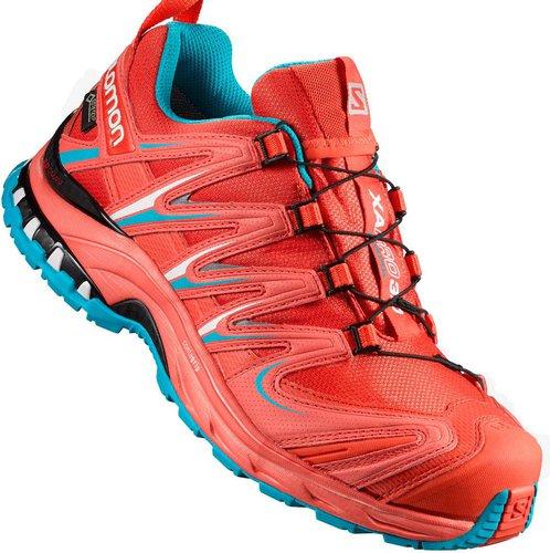 Salomon Damen Bajo Xa Pro 3D GTX W Lava Trail Runnins Sneakers, Orange (Orange), 36/37 EU