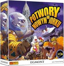 Egmont Toys Potwory w Nowym Jorku (polnisch)