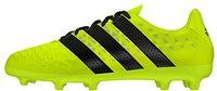 Adidas Ace 16.3 FG J  solar yellow/core black/silver metallic