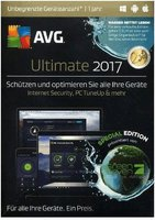 AVG Ultimate 2017 Special Edition