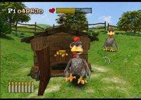 Chicken Riot: Die wilde Hühnerjagd + 2 Pistolen (Wii)