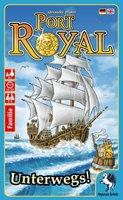 Pegasus Port Royal Kartenspiel Unterwegs