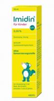 Aristo Pharma Imidin Kinder o.K. 0,05 % Nasenspray (10 ml)