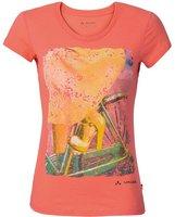 Vaude Women's Cyclist T-Shirt apricot