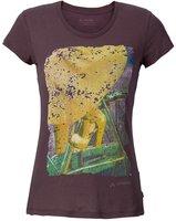 Vaude Women's Cyclist T-Shirt dark plum
