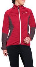 Vaude Women's Resca Softshell Jacket indian red
