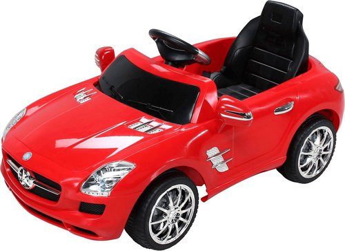 actionbikes kinder elektroauto mercedes sls amg preisvergleich ab 139 90. Black Bedroom Furniture Sets. Home Design Ideas