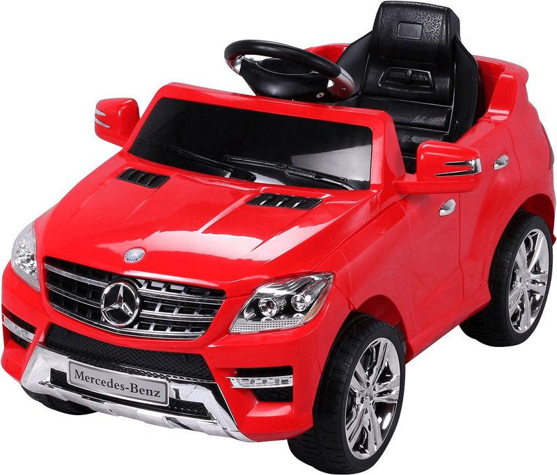 actionbikes kinder elektroauto mercedes ml 350. Black Bedroom Furniture Sets. Home Design Ideas
