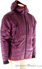 Ortovox Swisswool Light TEC Jacket Piz Boe M aubergine