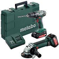 Metabo W 18 LTX 125 Quick (6.850820.00)