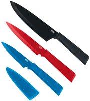 Kuhn Rikon Colori+ Professional Messerset 3 tlg.