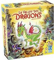 Queen Games La vallée des dragons (französisch)