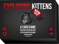 Exploding Kittens A Card Game NSFW Edition