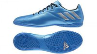Adidas Messi 16.4 IN shock blue/matte silver/core black