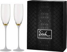 Eisch Champagner Exklusiv gold-weiß 2 Set (47750079)