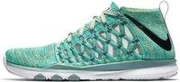 Nike Train Ultrafast Flyknit Men enamel green/black/cannon/ghost green/hyper jade