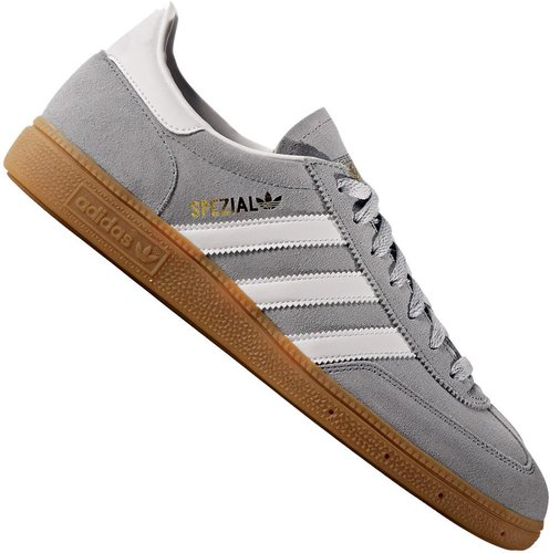 Adidas Spezial light grey white gold metallic auf Preis.de✓ 9bc416b989