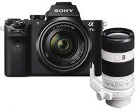 Sony Alpha 7 II Kit 28-70 mm + 70-200 mm
