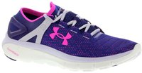 Under Armour SpeedForm Fortis Women europa purple/cloud gray