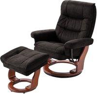 MCA-furniture SAMONE XL braun-schwarz/walnuss (64052DK5)