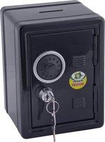 Jolly Spardose in Tresor-Optik Schwarz