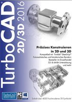 Avanquest TurboCAD 2D/3D 2016