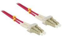 DeLock LWL-Kabel LC/LC 50/125 OM4 3m