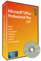 Microsoft Office 2007 Professional Plus Open-C (DE)