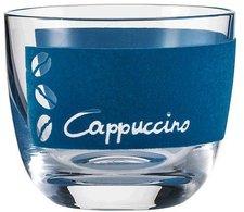 Eisch Vivere Cappuccinoglas blau 240ml 1 Stück
