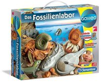 Clementoni Das Fossilienlabor