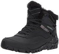Merrell Aurora 6 Ice+ Waterproof Women black