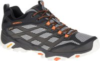 Merrell Moab FST Waterproof Wide Width black/orange