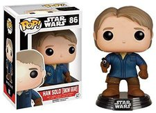 Funko Pop! Star Wars: Episode 7 - Han Solo Snow Gear